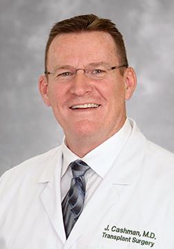 Dr. James Cashman