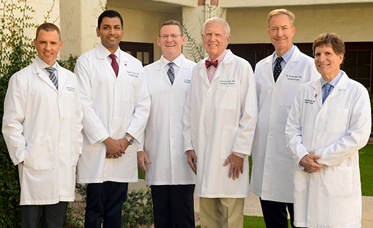 , James L. Cashman, MD, Jeffrey A. Brink, MD, Alfredo Fabrega, MD, Willem J. Van der Werf, MD, and Thomas Chaly, Jr., MD